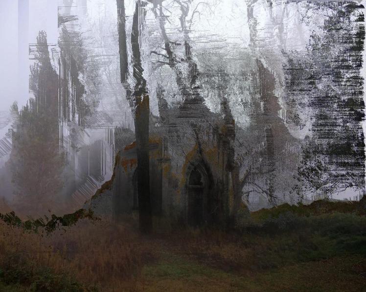 Myrto Amorgianou - gothic church
