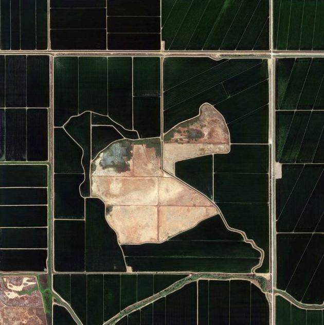 the jefferson grid - california