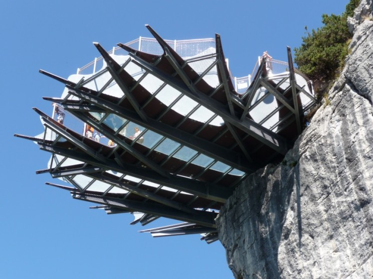 Wallmann Architekt Waldring Skywalk, Tyrol, Germany 1