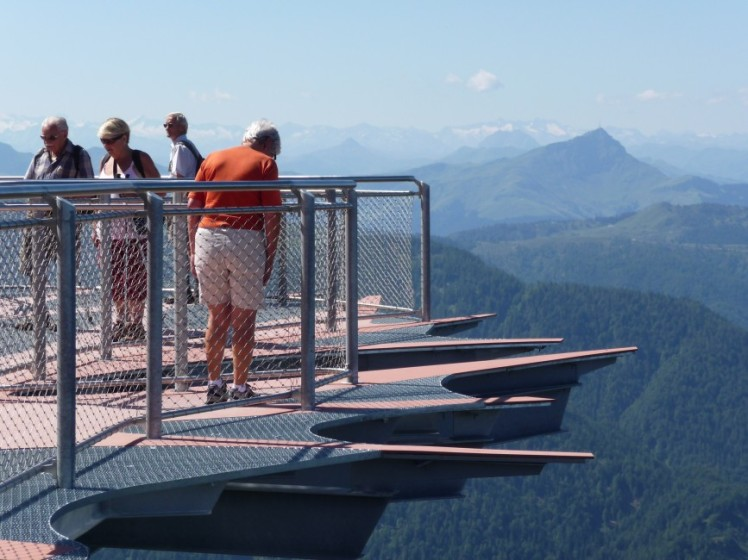 Wallmann Architekt Waldring Skywalk, Tyrol, Germany 4
