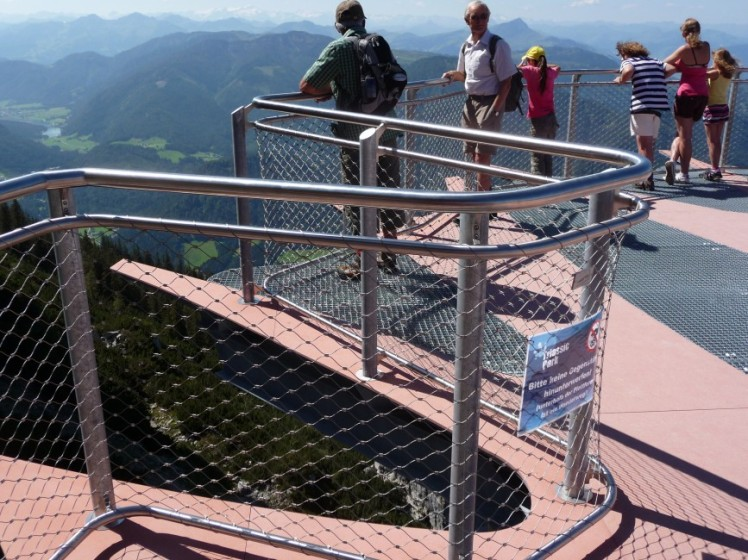 Wallmann Architekt Waldring Skywalk, Tyrol, Germany 5