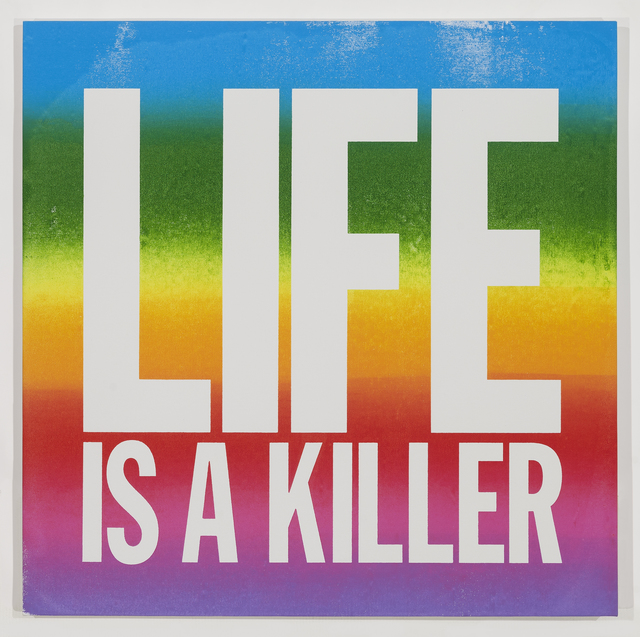 John Giorno - Life is a killer