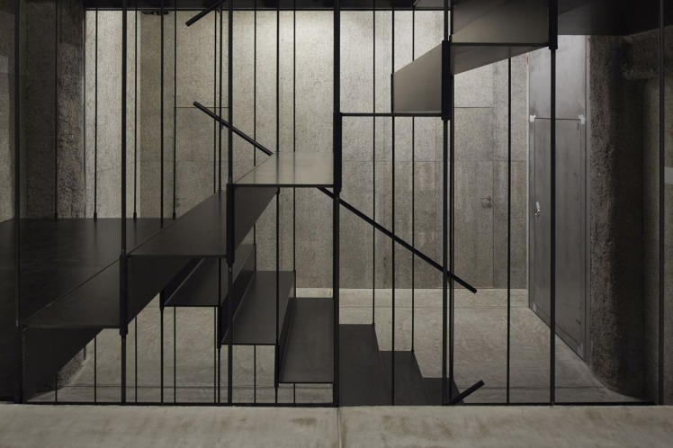 K8 staircaise, Kyoto - Florian Busch Architects 1