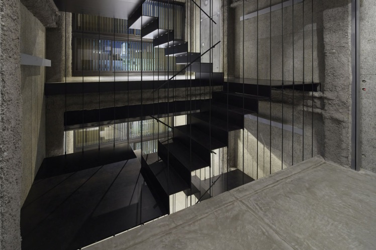 K8 staircaise, Kyoto - Florian Busch Architects 2