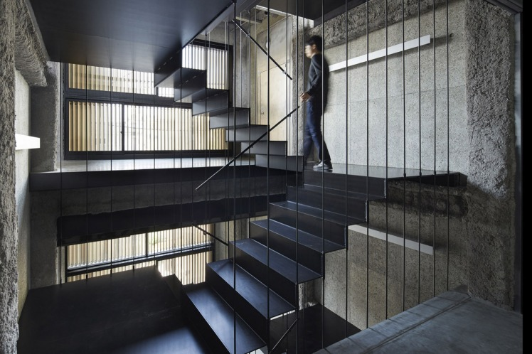 K8 staircaise, Kyoto - Florian Busch Architects 3
