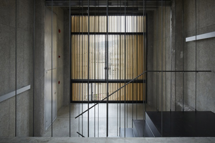K8 staircaise, Kyoto - Florian Busch Architects 4