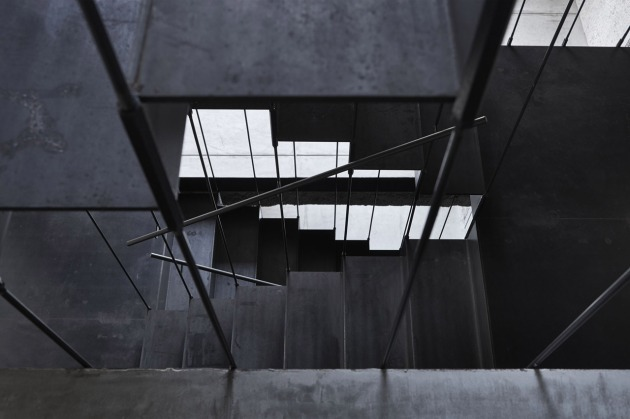 K8 staircaise, Kyoto - Florian Busch Architects 5
