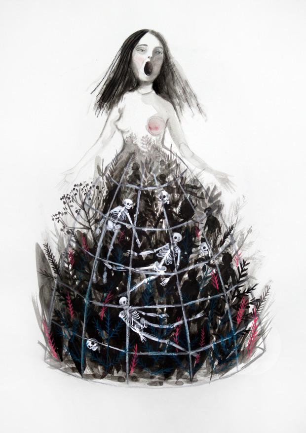 Layla Holzer CagedNature