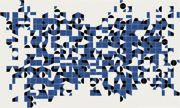 mutina-puzzle Ed_selection_Crazy_wall_