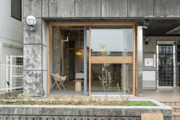 Equip Salon Osaka- Sides Core 02