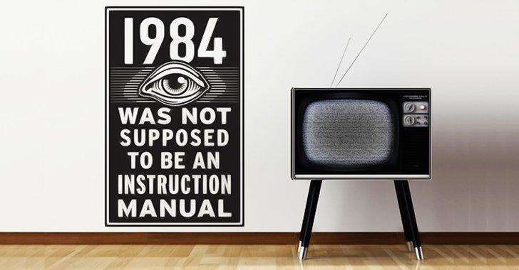 Orwells 1984 Instruction Manual