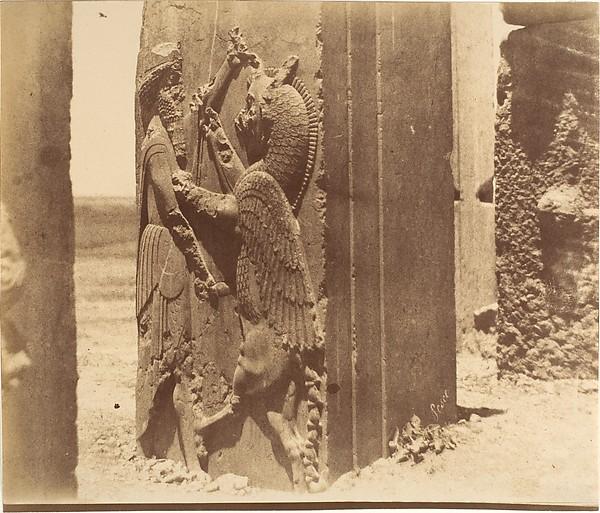 luigi-pesce-persepolis-1850
